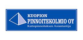 kuopion pinnoitekolmio logo kuopio