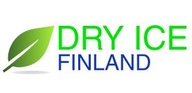 dry ice finland logo kouvola