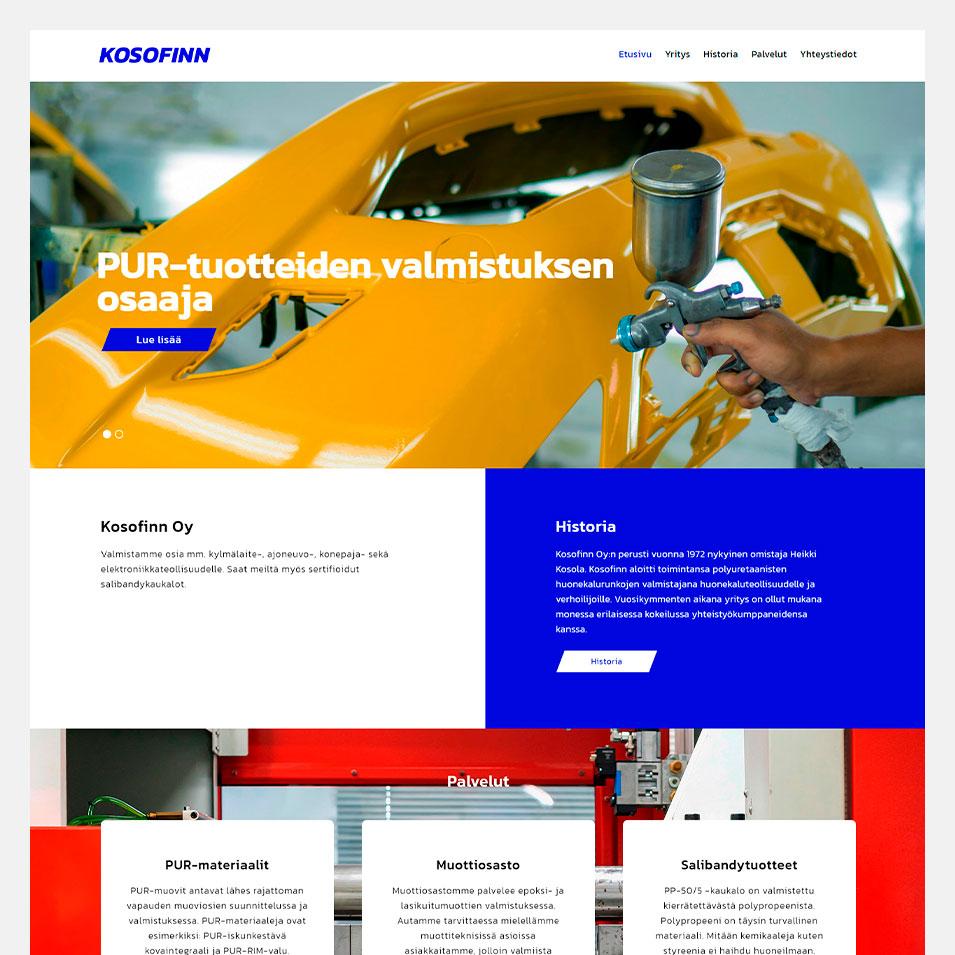 lahti verkkosivut kosofinn