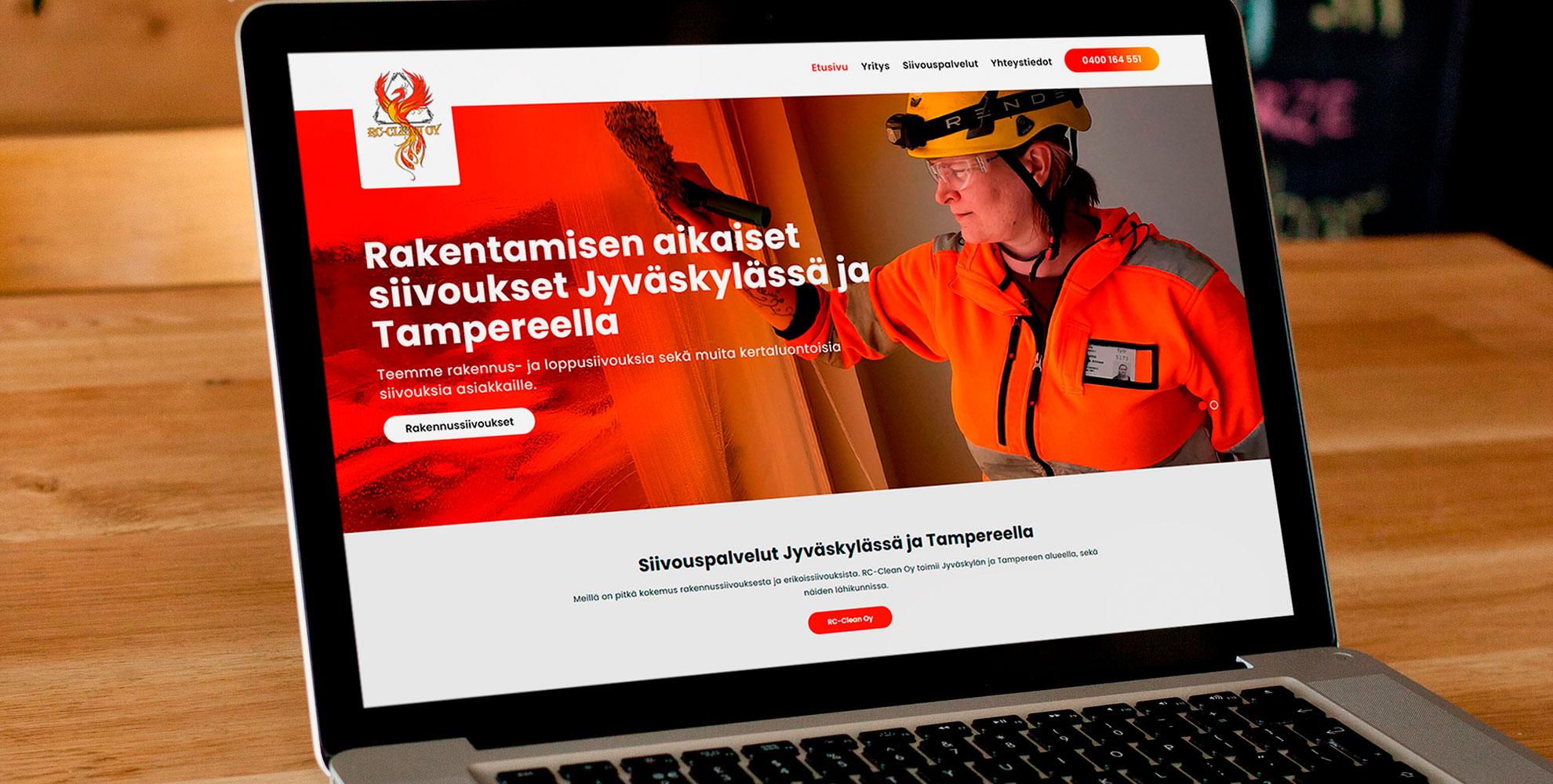 verkkosivujen suunnittelu jyväskylä