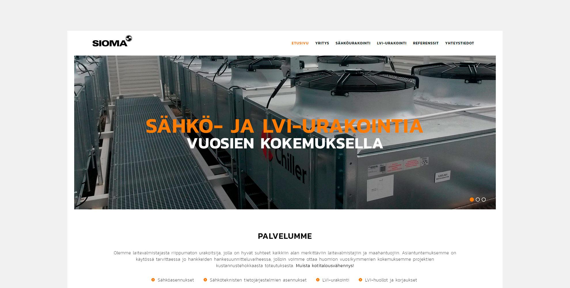 savonlinna sioma verkkosivut